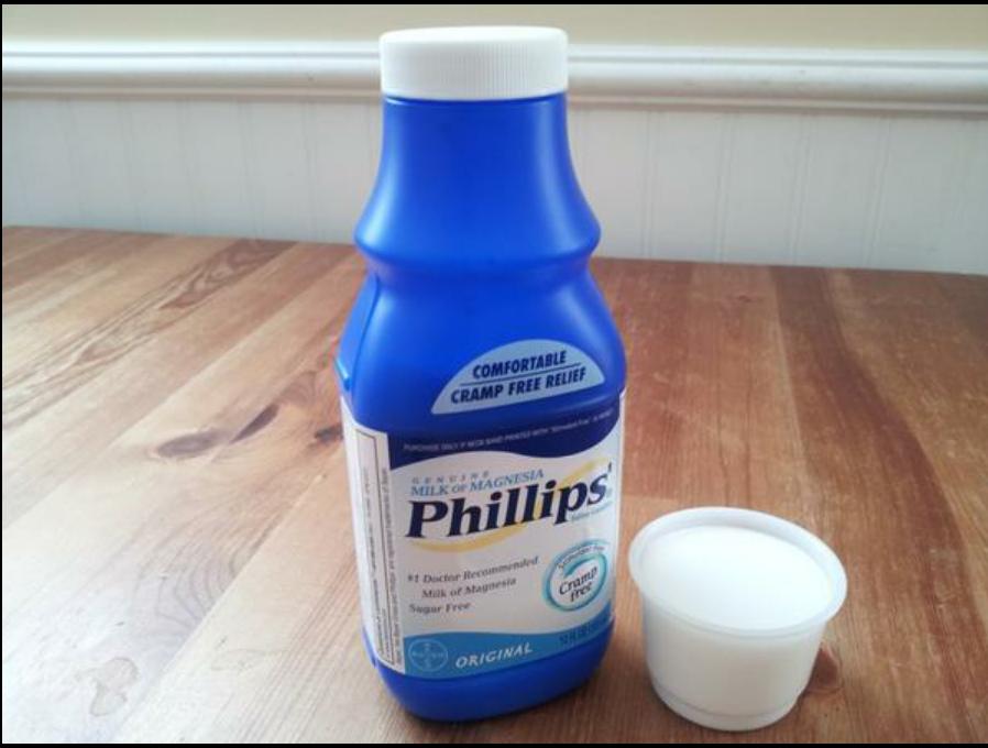 Milk Of Magnesia Rosacea Treatment